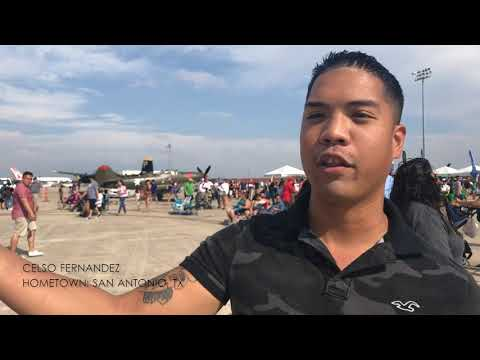 The JBSA 2017 Air Show brings airpower to San Antonio
