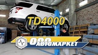 Автомобильный подъемник TEMP TD4000(, 2016-08-01T04:29:46.000Z)