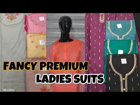 Boutique Creation Suits | Katra Lehswan Market | Chandni Chowk | Designer suits