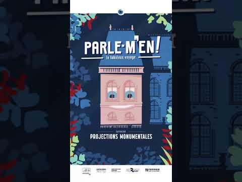 illumination noel 2018 rennes Les illuminations du Parlement à Rennes   2018   YouTube illumination noel 2018 rennes