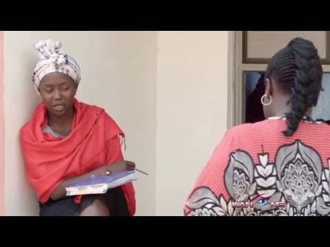 Video (skit): Kansiime Anne – Stop Eating Please