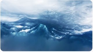 INCREDIBLE Waves in the Clouds | Ocean Sky