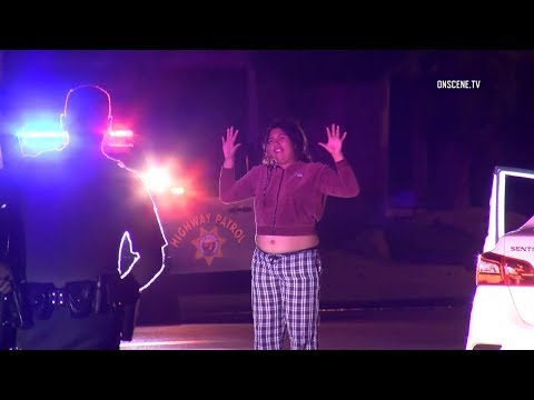 Stolen Vehicle Recovered After Short Pursuit In Oxnard