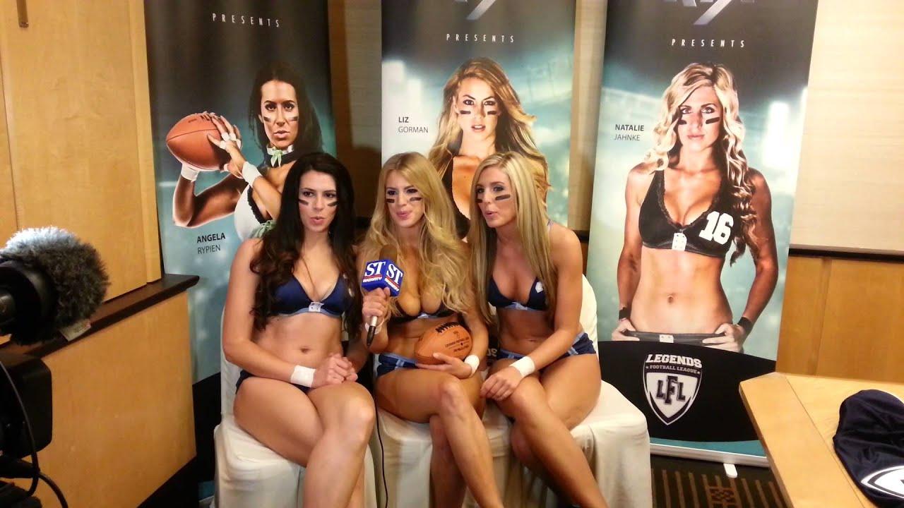 Cheerleader Fashion Show