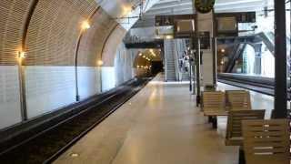 アキーラさん利用①モナコ公国・モンテカルロ駅Monte Carlo station,Monaco