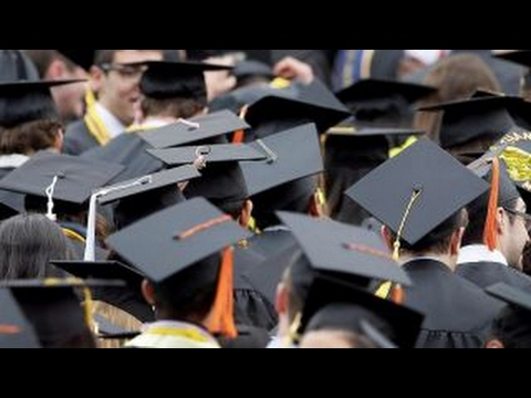 'Irritational speaker' Larry Winget's advice for graduates