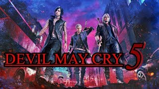 Devil May Cry 5 Torrent 2019 PC GAME Download