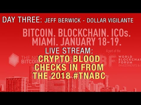 The North American Bitcoin Conference: Jeff Berwick