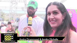 Kids Choice Sports Interview with  Andre Drummond