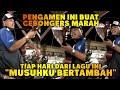 Download lagu viral..!! Pengamin unik menyanyi judul lagu prabowo sandi salam 2 jari