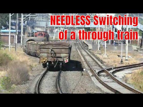 TRANSNET Freight Rail Diesels (cement and gypsum) [funny switching!]