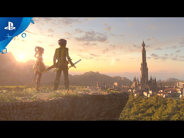 DRAGON QUEST HEROES II - Overview Trailer | PS4