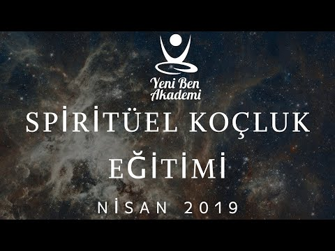 Spritüel Koçluk Eğitimi | Emel Çekici & Yeni Ben Akademi