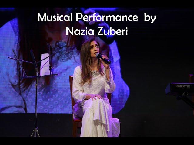 Musical Performance   Nazia Zuberi   Faiz Ahmed Faiz   1st Women Conference   ACPKHI l #womensday