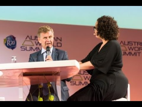 Panel 1 (Part 2): Business meets policy @ R20 Austrian World Summit 2017