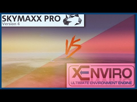 [X-Plane 11]  SkyMaxx Pro V4 vs Xenviro.Which is better?