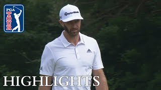 Dustin Johnson's Round 3 highlights from RBC Canadian 2018