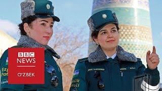 Тожикистон милиционерлари полиция бўлади, Ўзбекистончи? - BBC Uzbek