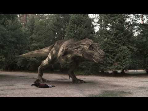 T-Rex Demo Reel