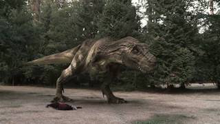 T-Rex Demo Reel