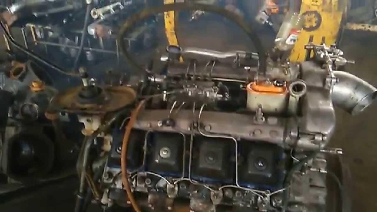 Первый запуск двигателя КамАЗ 740.10-210