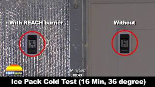 Reach Barrier Garage Door Hot/Cold Test Thumbnail