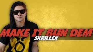 "Skrillex & Damian ""Jr. Gong"" Marley - Make It Bun Dem [Legendado] ᴴᴰ"