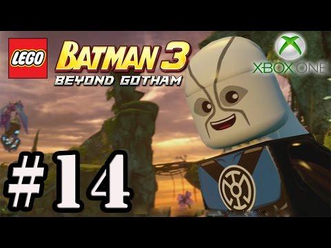 Let's Play: Lego Batman 3: Beyond Gotham - Parte 14 - Esperança Azul