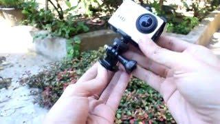 Tutorial Timelapse Kogan Action Camera 1080p 12MP WIFI bagian 1