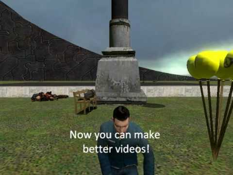 how to choose startup weapons in gmod