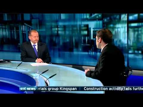 RTE News at One, PTsb mortgage bonus scheme, 14th November 2011