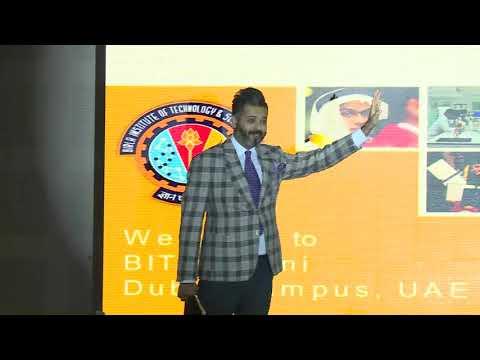 BITS Pilani - Global Millennial Conference 2018 (GMC)