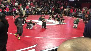 SP Rec Wrestling at Rutgers/Oklahoma State match