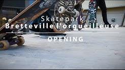 Skatepark Bretteville l'orgueilleuse - Opening