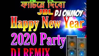Happy NewYear Dj 2020 New Song Abrica Dj remix Dj Onmoy Song HD