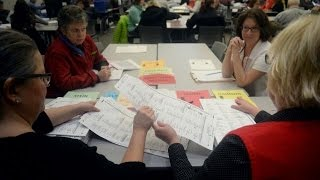 Federal judge stops Michigan election recount