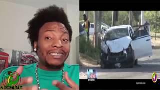Jamaican Rogue Cops Vs Good Cop / Rogue Cop Escapes Custody