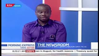 The Newsroom: Safety of journalists in Kenya