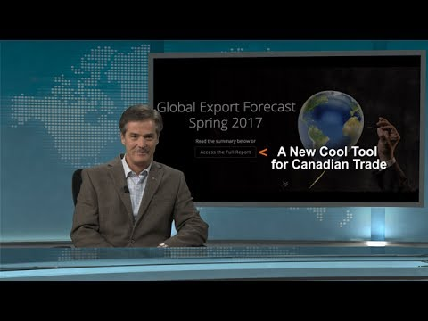 A New Cool Tool for Canadian Trade - May 25, 2017