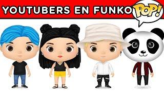 ADIVINA EL YOUTUBER VERSION FUNKO POP | YOUTUBERS EN CARICATURA | YOU OCIO
