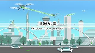 【東芝】無線給電