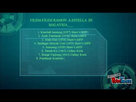 Cinema Malaysia RAMON A. ESTELLA & KABIR BAHTIA