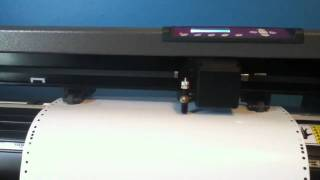 US Cutter MH 871 vinyl cutter problem [**FIXED**]