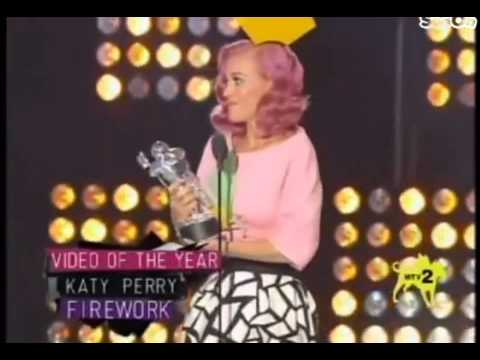VMA 2011  of The Year Katy Perry