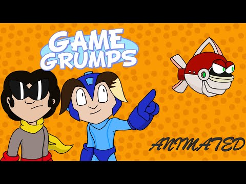 Game Grumps Animated: check out these fish