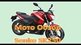 Мото Обзорчик: Senke SK250/ SK250(X6) / Moto Leader ml 50 25 / Romet Division 249