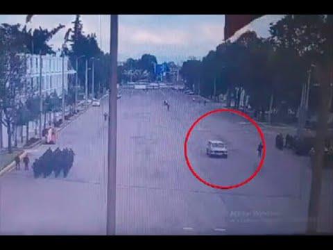 Video Muestra Recorrido De Carro Bomba Dentro De La General Santander | Noticias Caracol