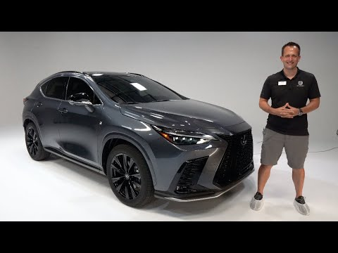 Download Is the ALL NEW 2022 Lexus NX 350 a better luxury SUV to buy?