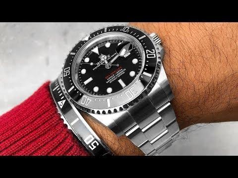 New Rolex Sea-Dweller - 50th Anniversary Ref 126600 - Baselworld 2017