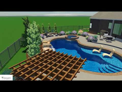 Pool and Outdoor Dwelling Design - Blue Haven Pools & Havenscapes